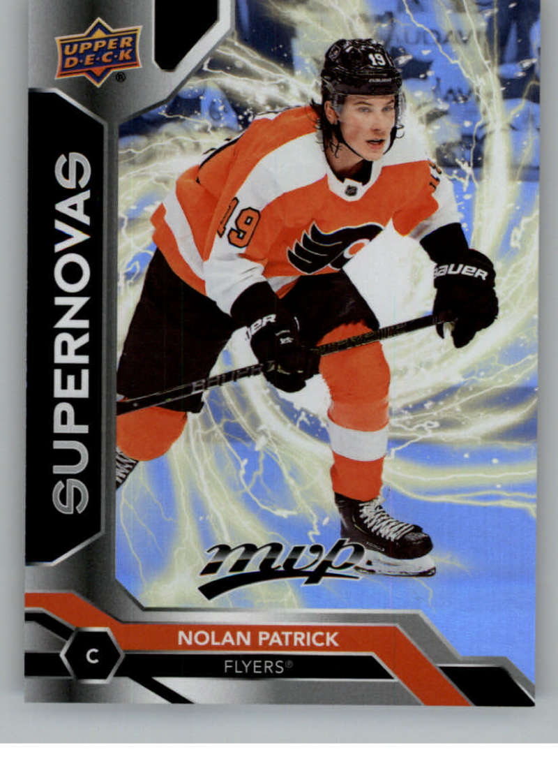 2019-20-Upper-Deck-MVP-Hockey-INSERT-OR-AUTOGRAPH-CARDS-Pick-From-List miniature 88