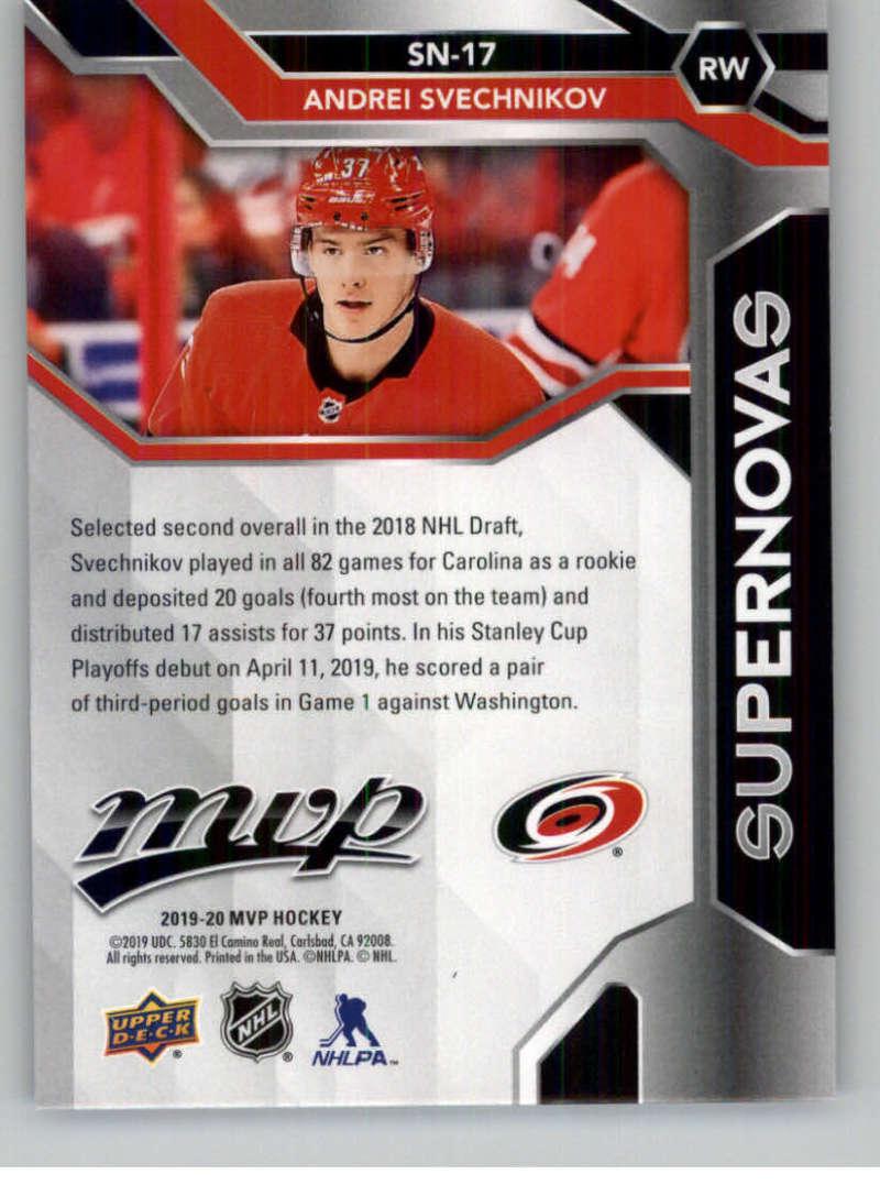 2019-20-Upper-Deck-MVP-Hockey-INSERT-OR-AUTOGRAPH-CARDS-Pick-From-List miniature 91