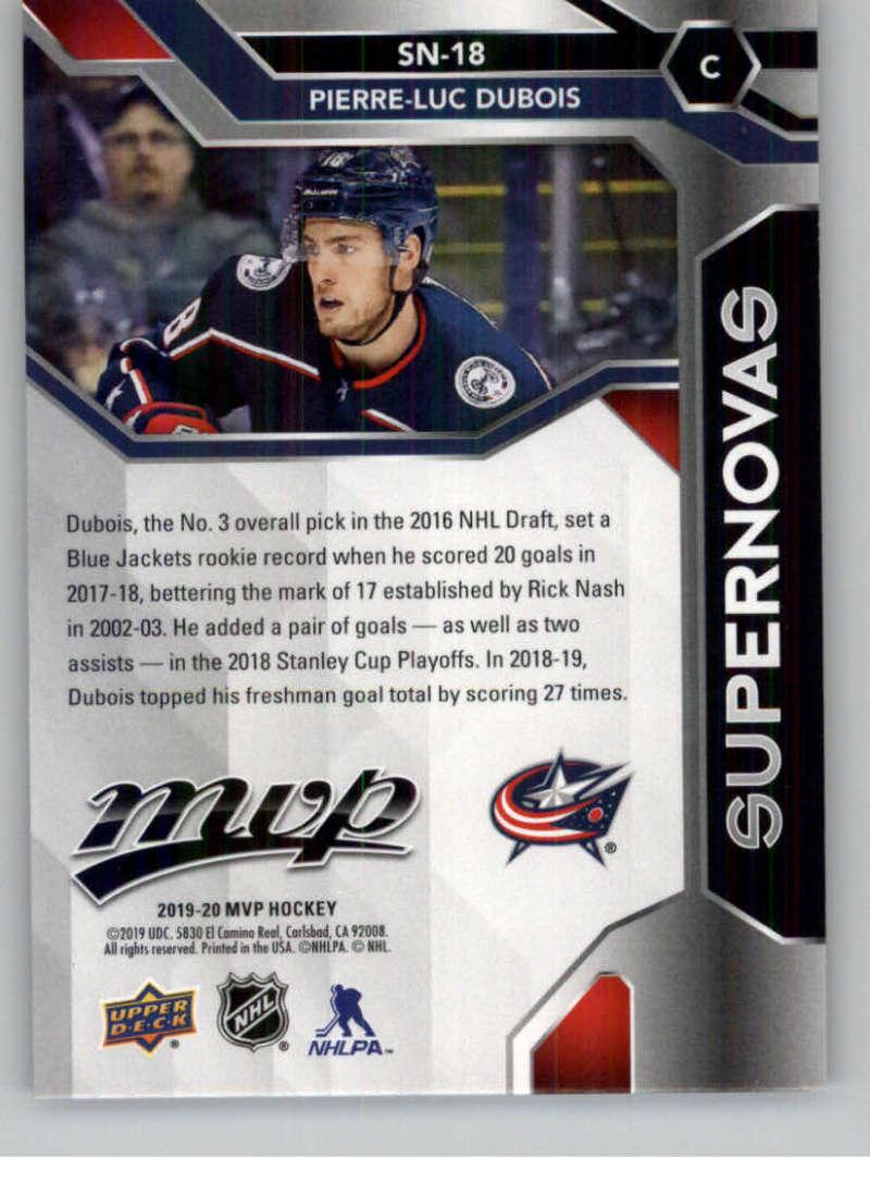 2019-20-Upper-Deck-MVP-Hockey-INSERT-OR-AUTOGRAPH-CARDS-Pick-From-List miniature 93