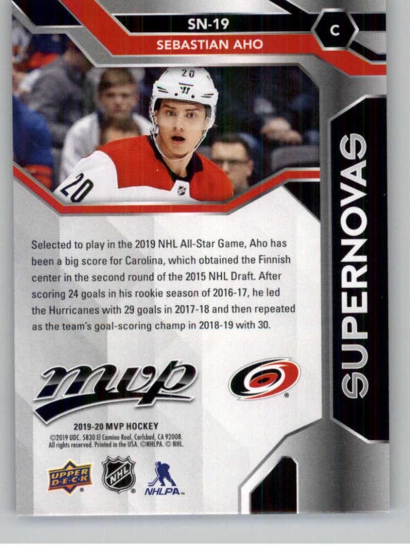 2019-20-Upper-Deck-MVP-Hockey-INSERT-OR-AUTOGRAPH-CARDS-Pick-From-List miniature 95