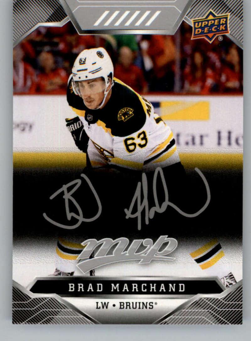 miniature 10 - 2019-20-Upper-Deck-MVP-Silver-Script-NHL-Hockey-Trading-Cards-Pick-From-List