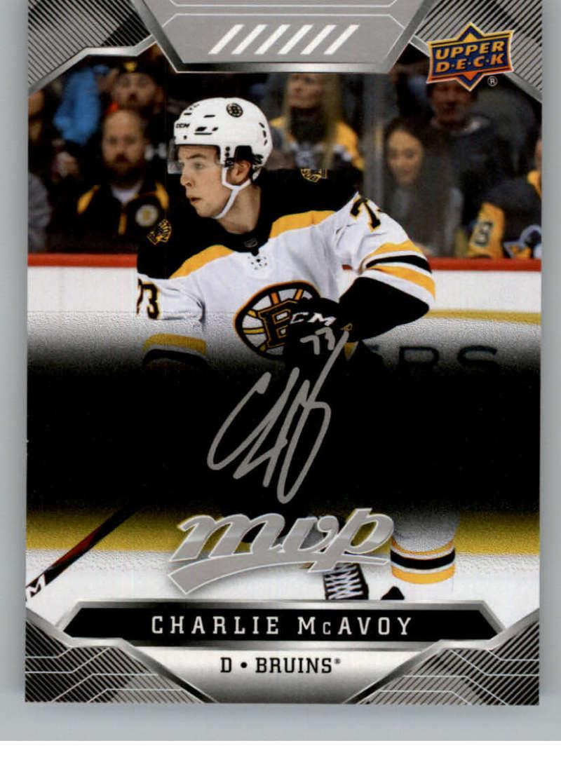 miniature 20 - 2019-20-Upper-Deck-MVP-Silver-Script-NHL-Hockey-Trading-Cards-Pick-From-List