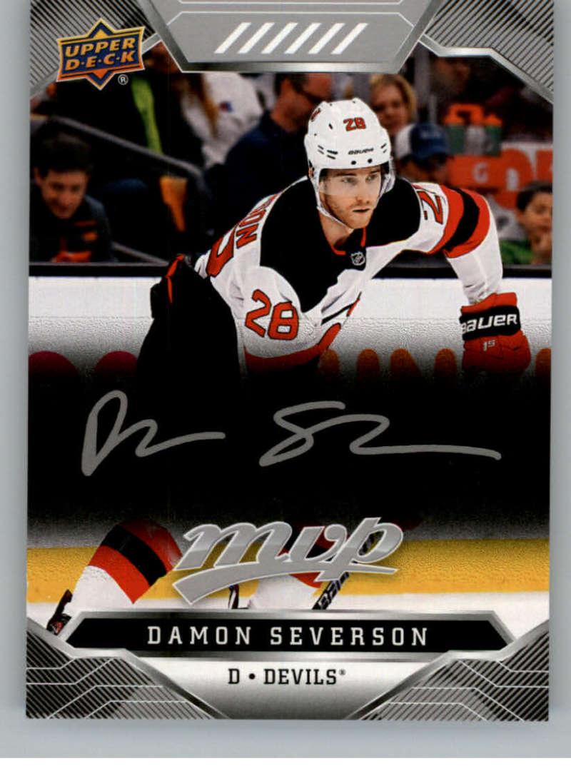 miniature 22 - 2019-20-Upper-Deck-MVP-Silver-Script-NHL-Hockey-Trading-Cards-Pick-From-List