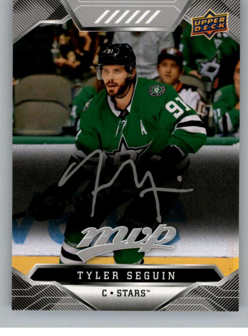 miniature 24 - 2019-20-Upper-Deck-MVP-Silver-Script-NHL-Hockey-Trading-Cards-Pick-From-List