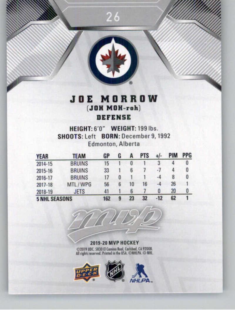 miniature 31 - 2019-20-Upper-Deck-MVP-Silver-Script-NHL-Hockey-Trading-Cards-Pick-From-List