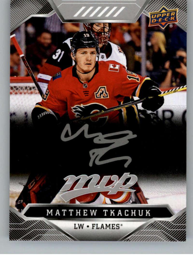miniature 66 - 2019-20-Upper-Deck-MVP-Silver-Script-NHL-Hockey-Trading-Cards-Pick-From-List