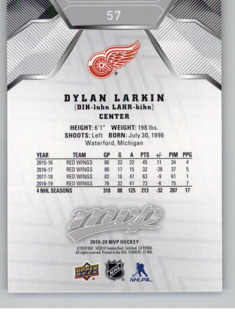 miniature 77 - 2019-20-Upper-Deck-MVP-Silver-Script-NHL-Hockey-Trading-Cards-Pick-From-List