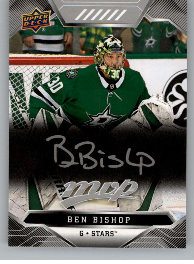 miniature 82 - 2019-20-Upper-Deck-MVP-Silver-Script-NHL-Hockey-Trading-Cards-Pick-From-List