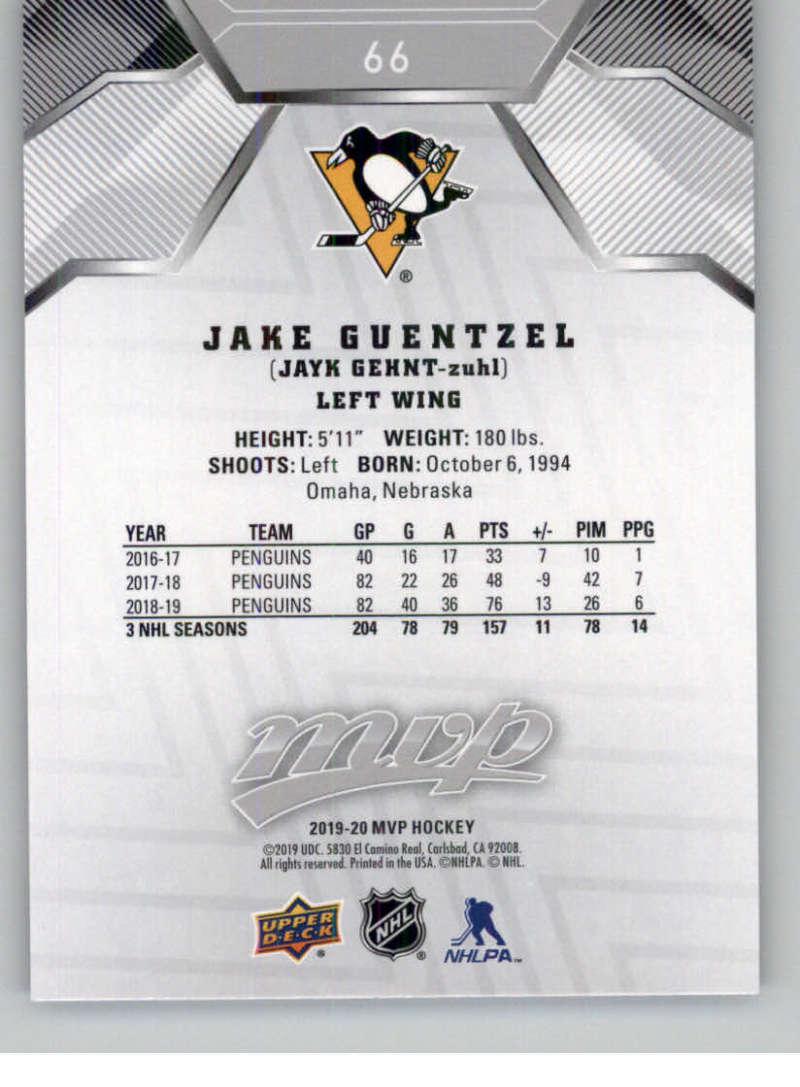 miniature 89 - 2019-20-Upper-Deck-MVP-Silver-Script-NHL-Hockey-Trading-Cards-Pick-From-List