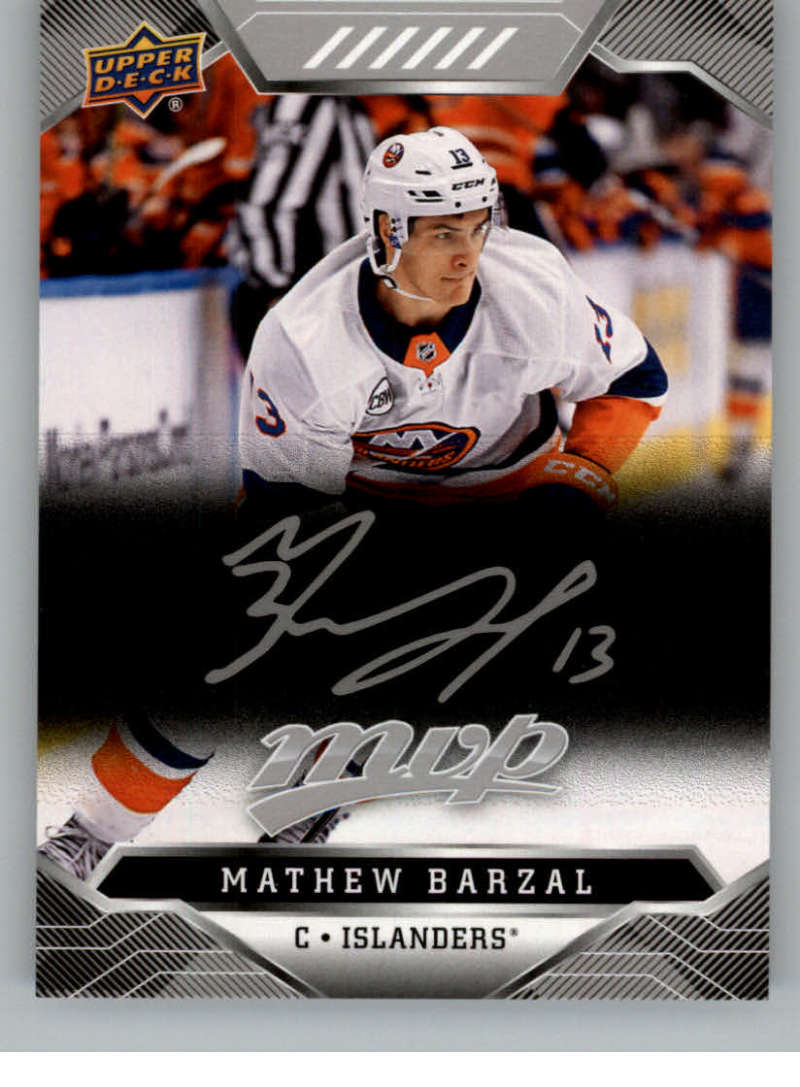 miniature 96 - 2019-20-Upper-Deck-MVP-Silver-Script-NHL-Hockey-Trading-Cards-Pick-From-List
