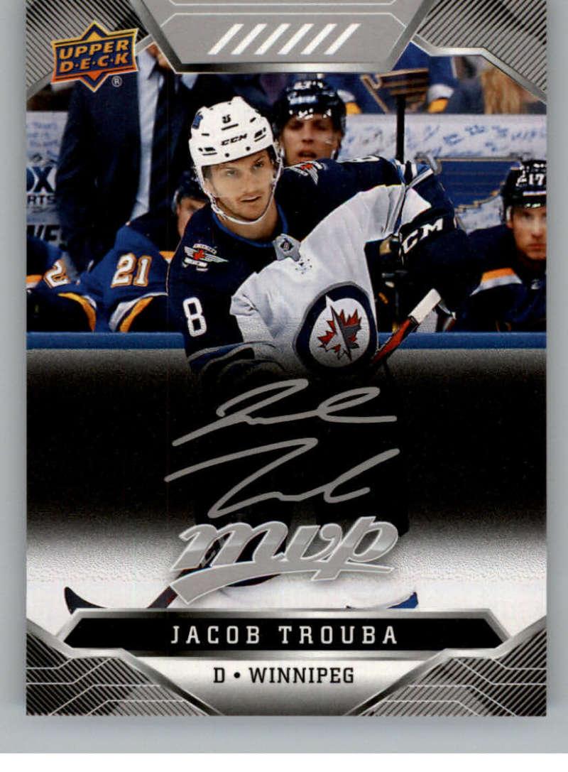 miniature 104 - 2019-20-Upper-Deck-MVP-Silver-Script-NHL-Hockey-Trading-Cards-Pick-From-List