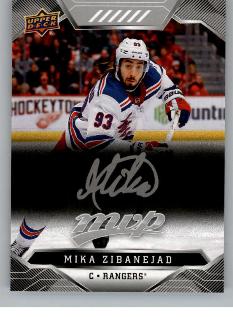 miniature 112 - 2019-20-Upper-Deck-MVP-Silver-Script-NHL-Hockey-Trading-Cards-Pick-From-List