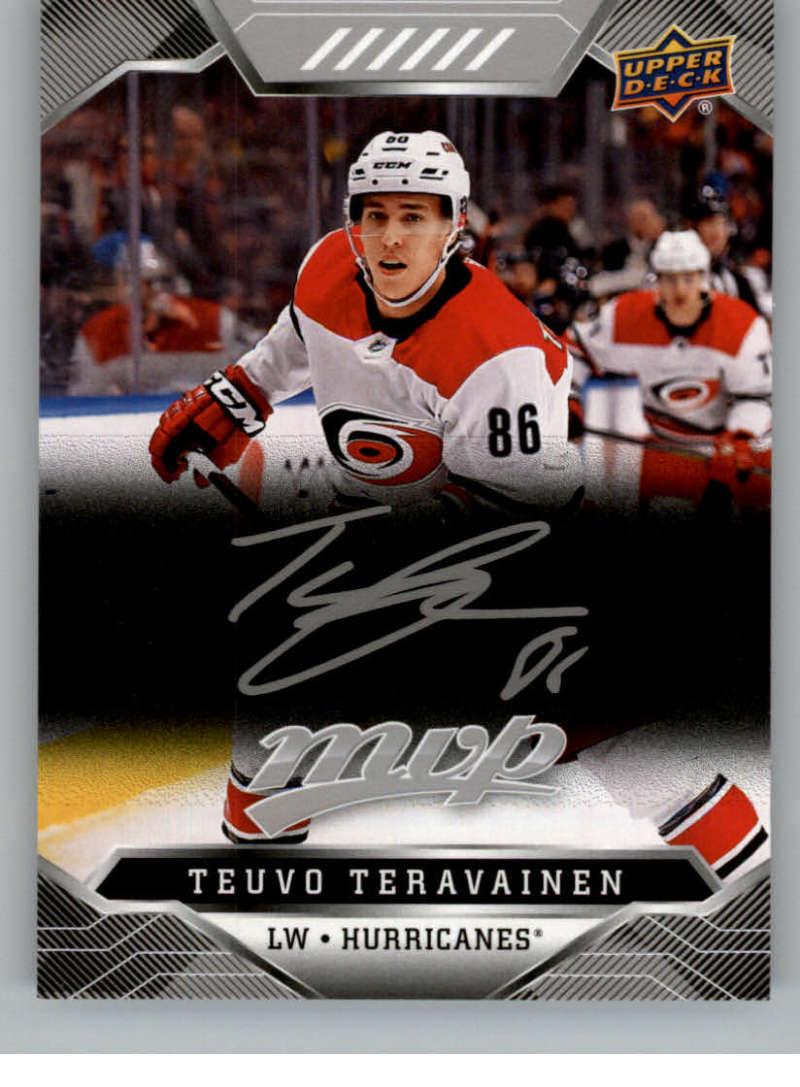 miniature 118 - 2019-20-Upper-Deck-MVP-Silver-Script-NHL-Hockey-Trading-Cards-Pick-From-List