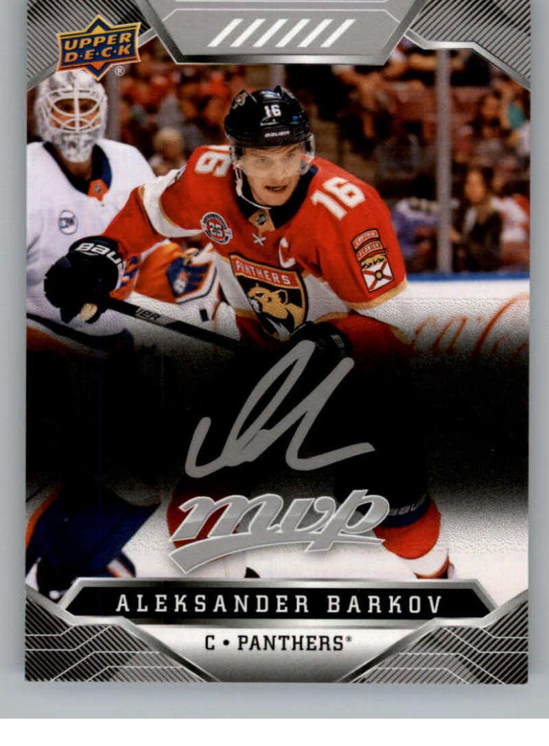 miniature 122 - 2019-20-Upper-Deck-MVP-Silver-Script-NHL-Hockey-Trading-Cards-Pick-From-List