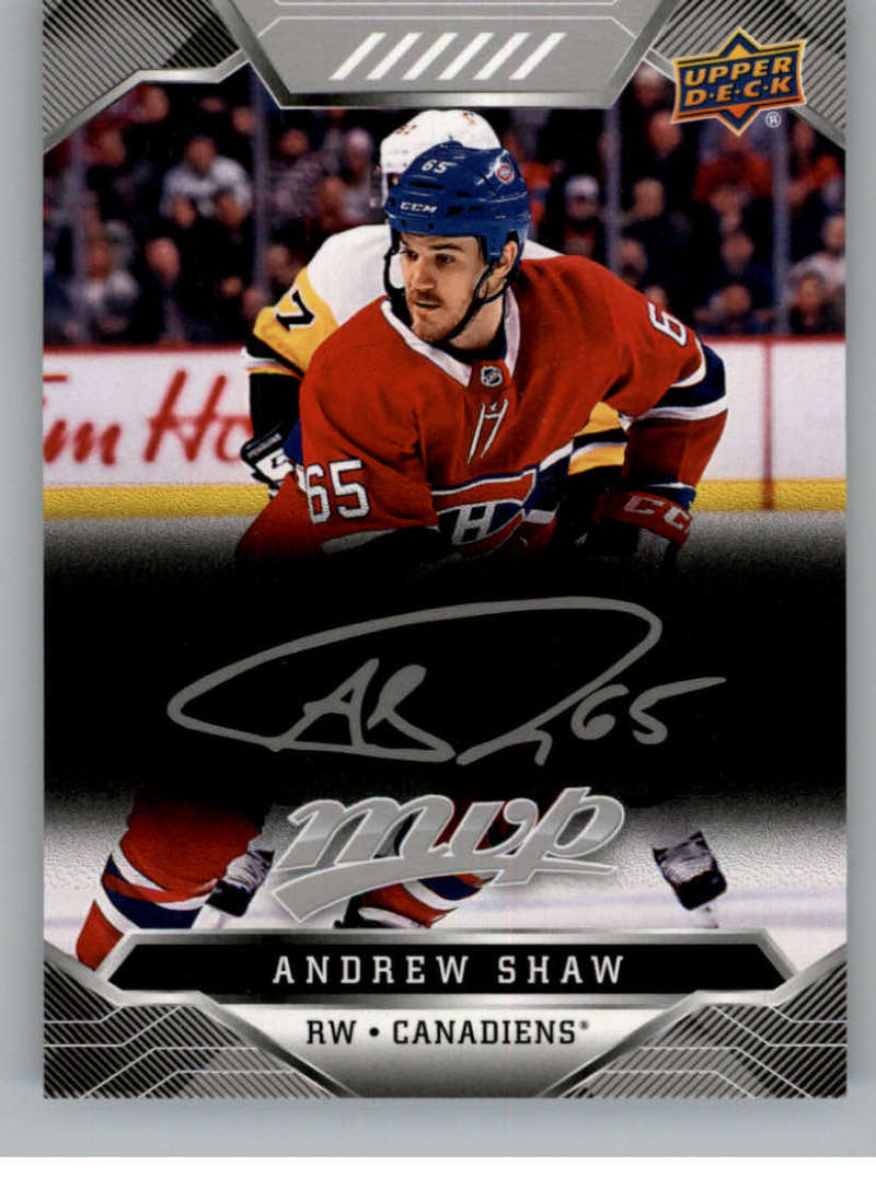 miniature 130 - 2019-20-Upper-Deck-MVP-Silver-Script-NHL-Hockey-Trading-Cards-Pick-From-List