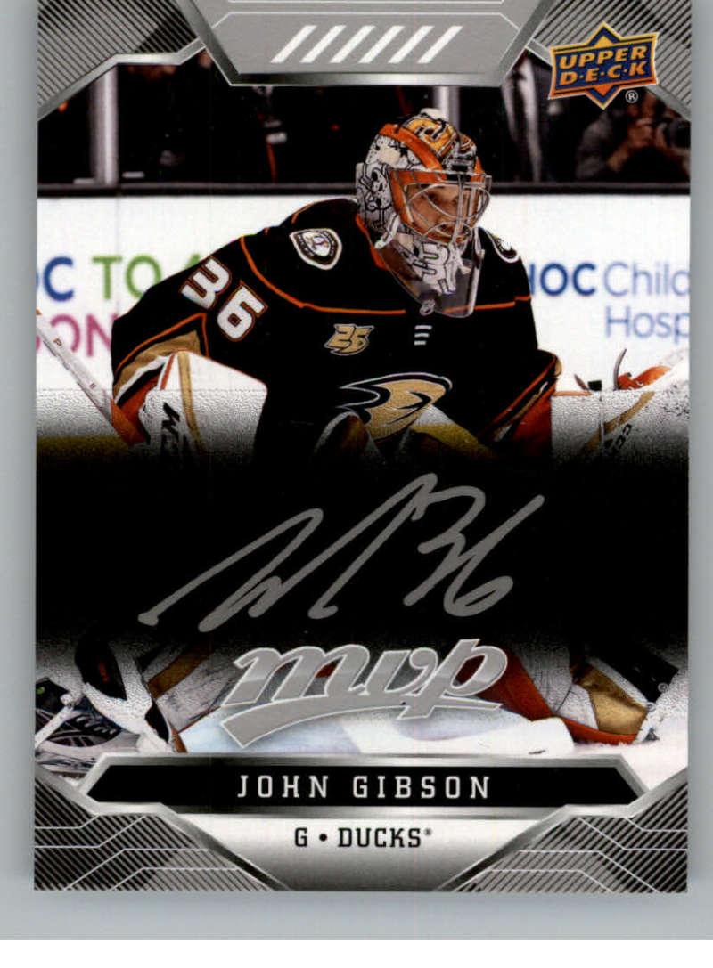 miniature 132 - 2019-20-Upper-Deck-MVP-Silver-Script-NHL-Hockey-Trading-Cards-Pick-From-List