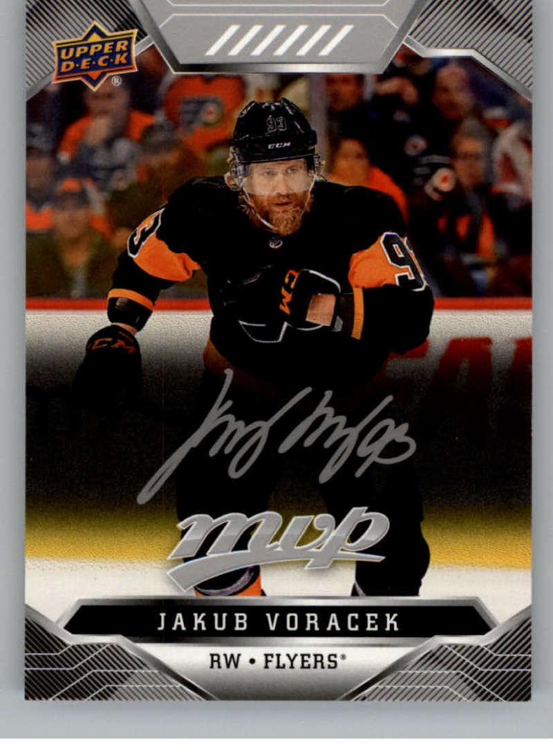miniature 142 - 2019-20-Upper-Deck-MVP-Silver-Script-NHL-Hockey-Trading-Cards-Pick-From-List