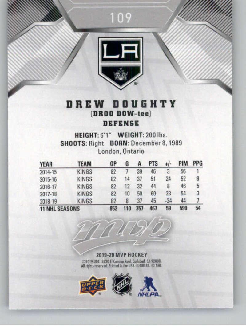 miniature 149 - 2019-20-Upper-Deck-MVP-Silver-Script-NHL-Hockey-Trading-Cards-Pick-From-List