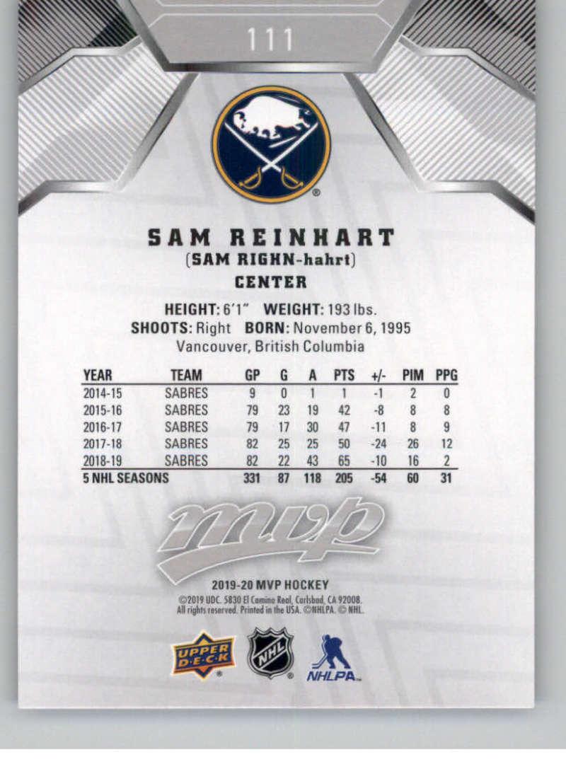 miniature 153 - 2019-20-Upper-Deck-MVP-Silver-Script-NHL-Hockey-Trading-Cards-Pick-From-List