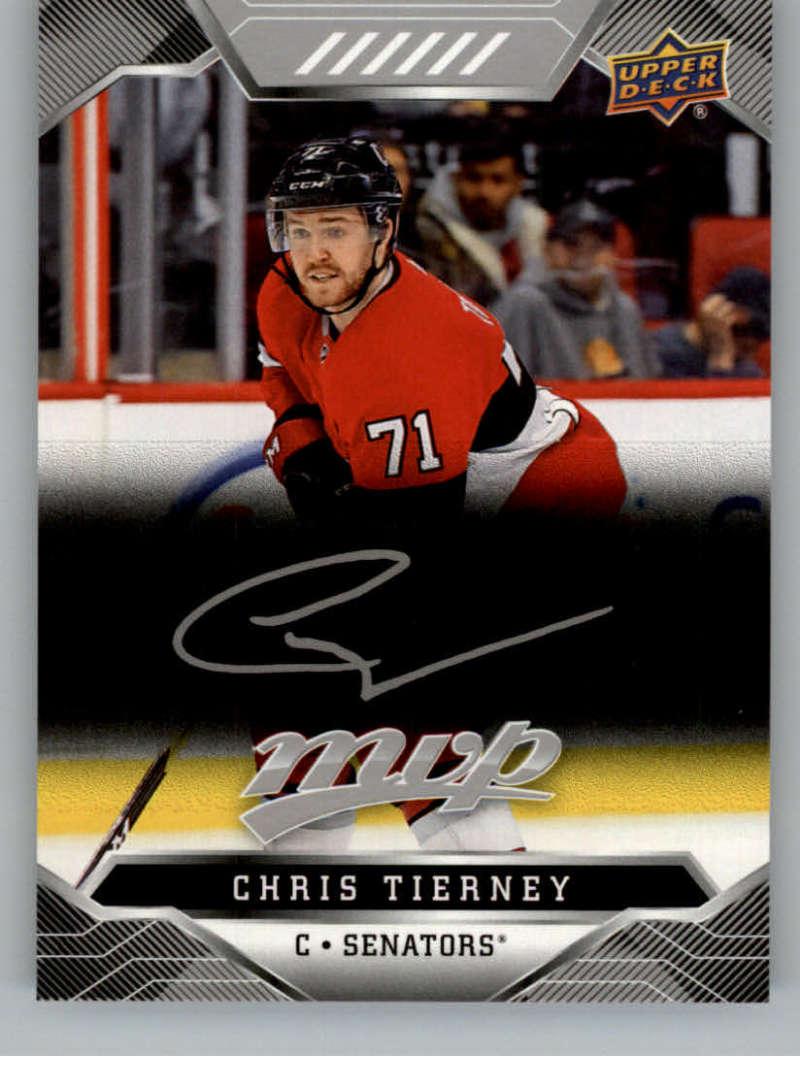 miniature 154 - 2019-20-Upper-Deck-MVP-Silver-Script-NHL-Hockey-Trading-Cards-Pick-From-List