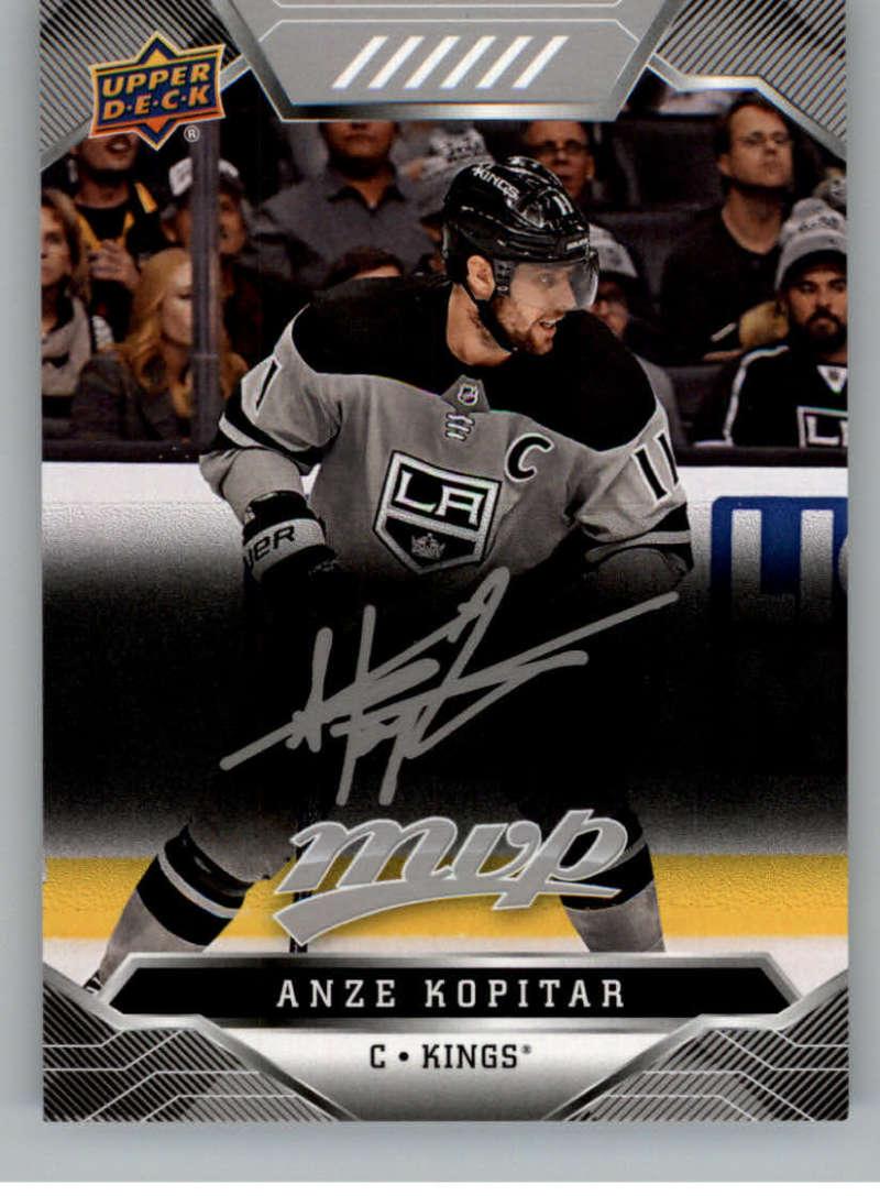 miniature 156 - 2019-20-Upper-Deck-MVP-Silver-Script-NHL-Hockey-Trading-Cards-Pick-From-List