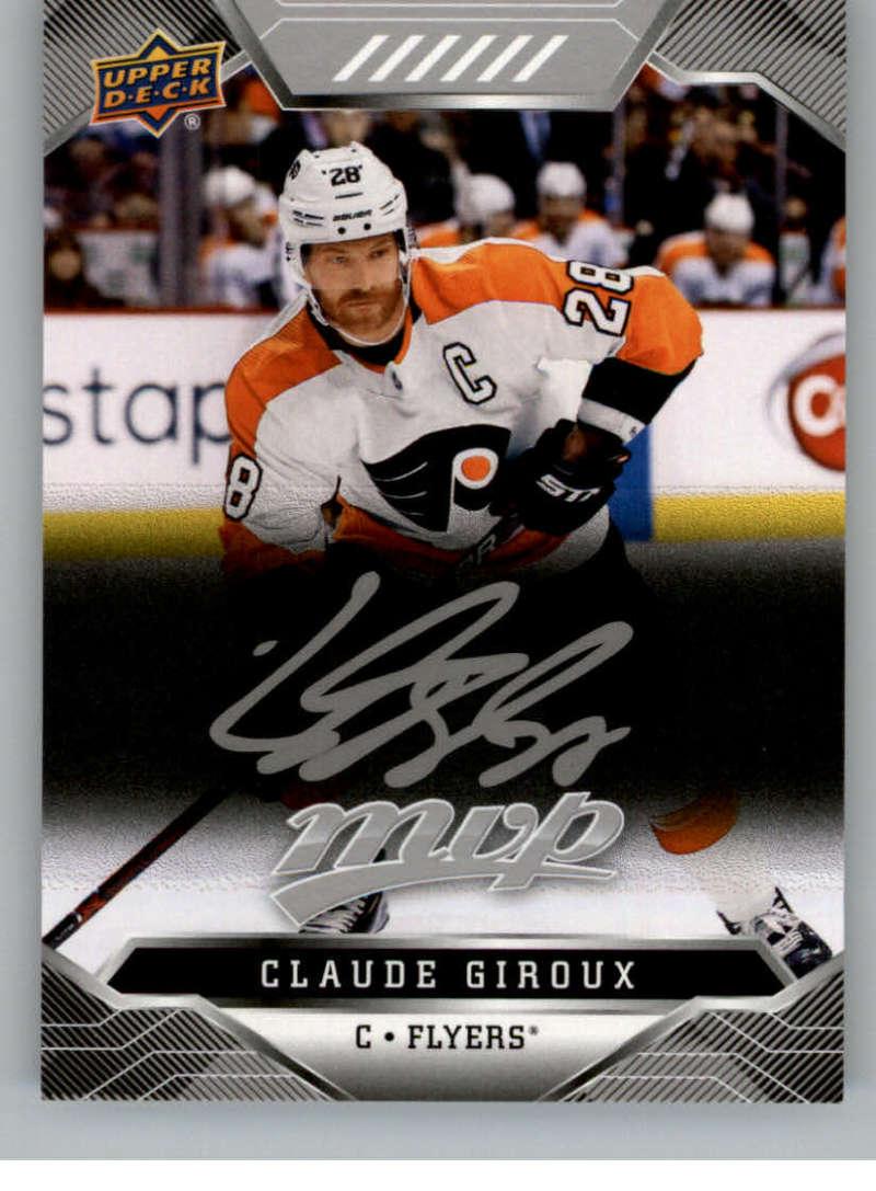miniature 162 - 2019-20-Upper-Deck-MVP-Silver-Script-NHL-Hockey-Trading-Cards-Pick-From-List