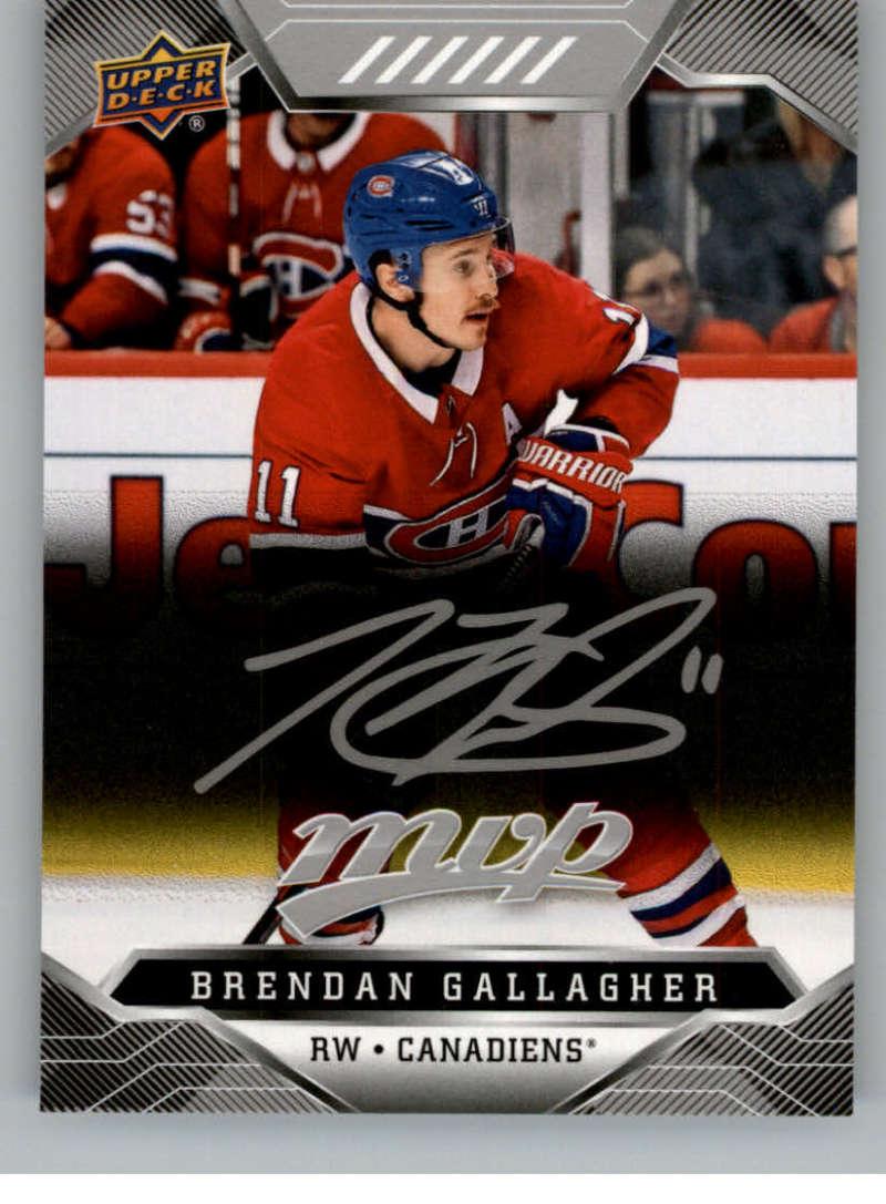 miniature 166 - 2019-20-Upper-Deck-MVP-Silver-Script-NHL-Hockey-Trading-Cards-Pick-From-List