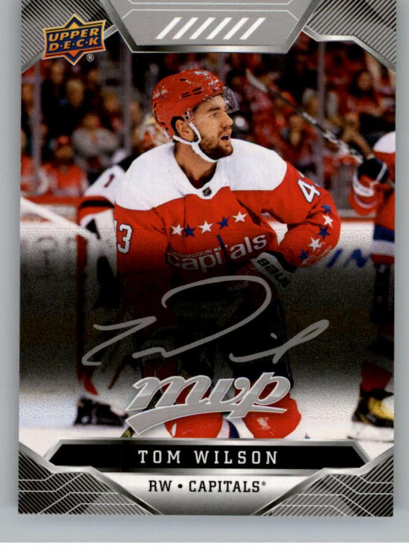 miniature 168 - 2019-20-Upper-Deck-MVP-Silver-Script-NHL-Hockey-Trading-Cards-Pick-From-List