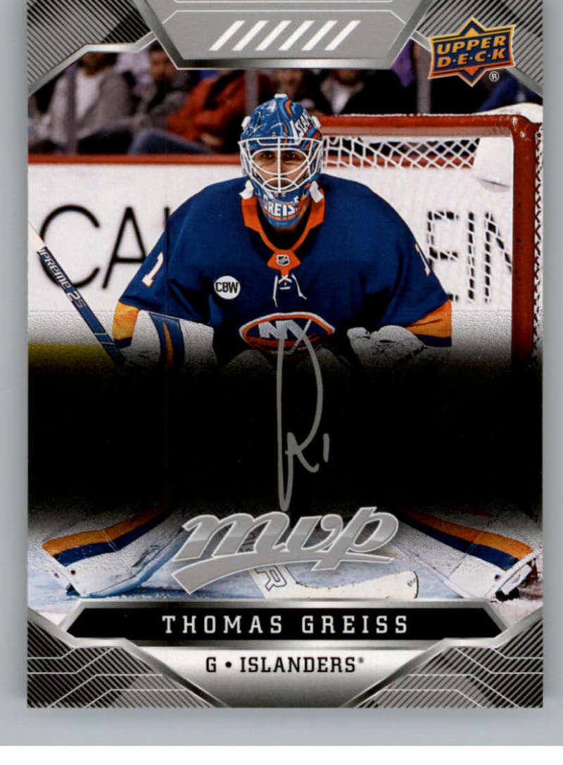 miniature 170 - 2019-20-Upper-Deck-MVP-Silver-Script-NHL-Hockey-Trading-Cards-Pick-From-List