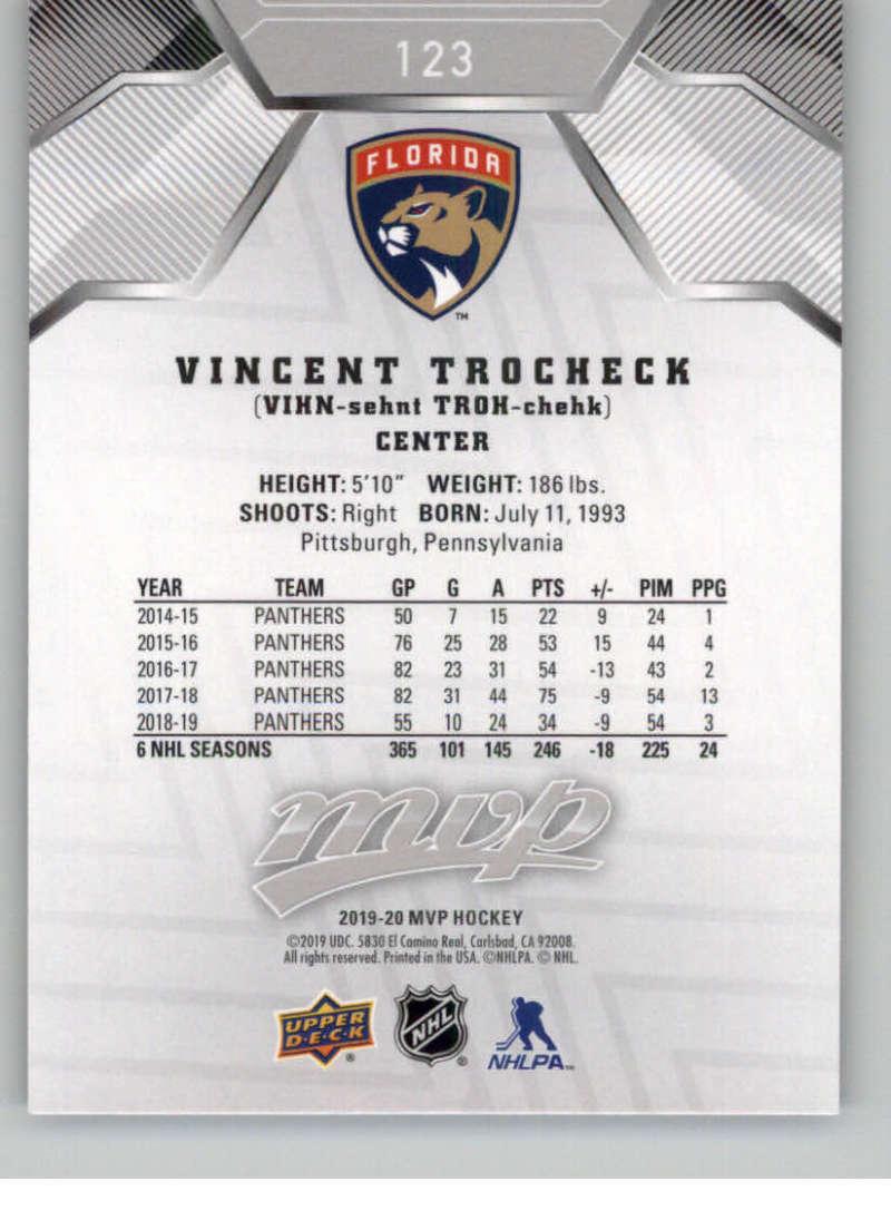 miniature 173 - 2019-20-Upper-Deck-MVP-Silver-Script-NHL-Hockey-Trading-Cards-Pick-From-List
