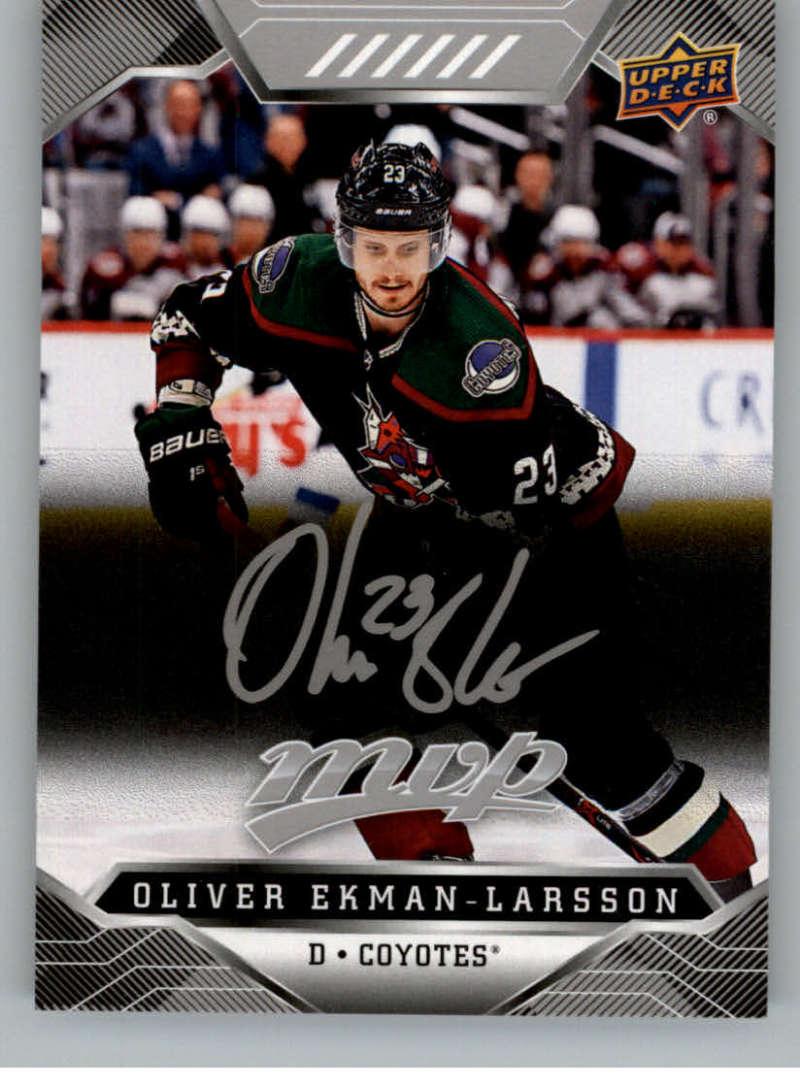 miniature 178 - 2019-20-Upper-Deck-MVP-Silver-Script-NHL-Hockey-Trading-Cards-Pick-From-List