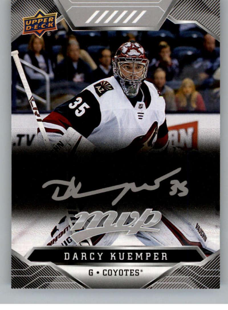 miniature 194 - 2019-20-Upper-Deck-MVP-Silver-Script-NHL-Hockey-Trading-Cards-Pick-From-List