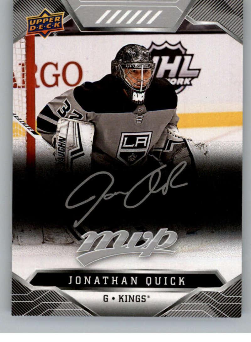 miniature 196 - 2019-20-Upper-Deck-MVP-Silver-Script-NHL-Hockey-Trading-Cards-Pick-From-List
