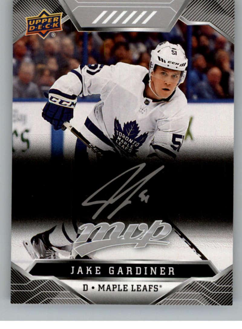 miniature 216 - 2019-20-Upper-Deck-MVP-Silver-Script-NHL-Hockey-Trading-Cards-Pick-From-List