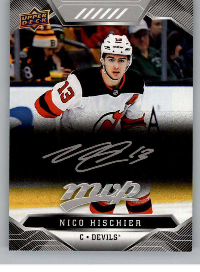 miniature 218 - 2019-20-Upper-Deck-MVP-Silver-Script-NHL-Hockey-Trading-Cards-Pick-From-List