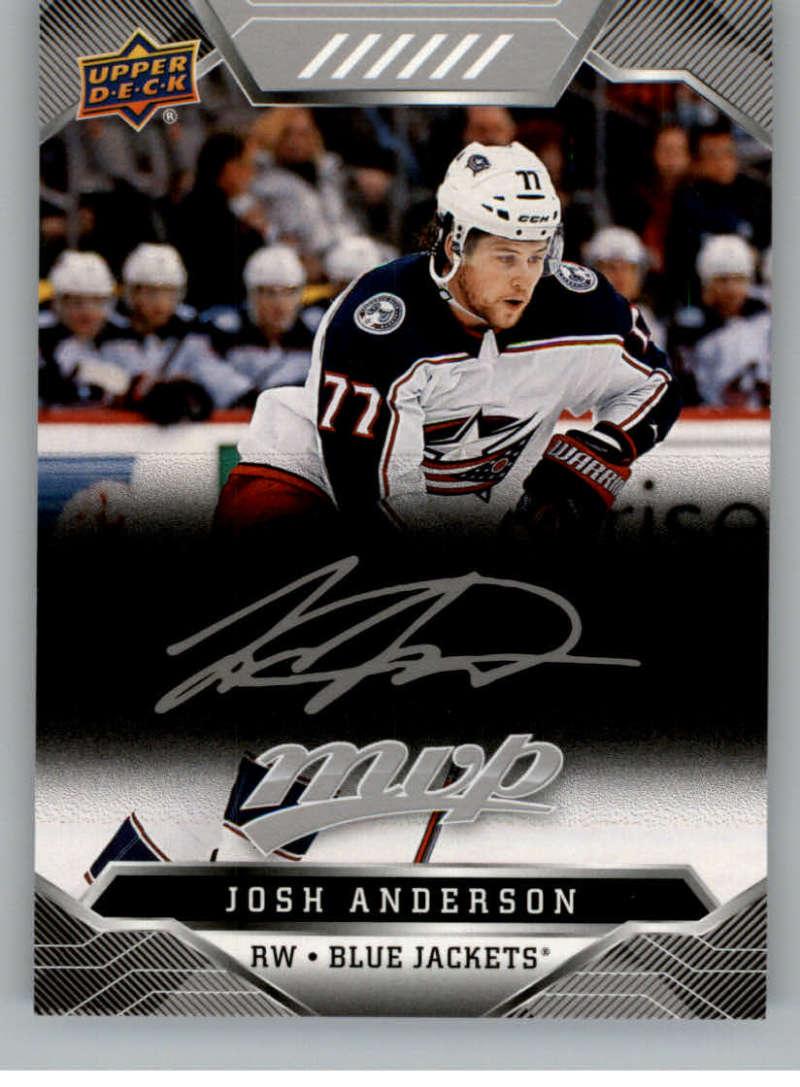miniature 222 - 2019-20-Upper-Deck-MVP-Silver-Script-NHL-Hockey-Trading-Cards-Pick-From-List