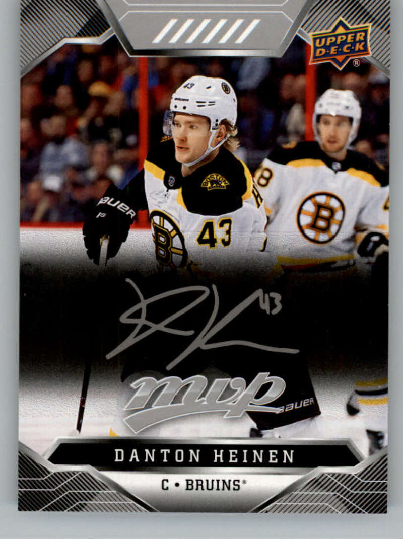 miniature 224 - 2019-20-Upper-Deck-MVP-Silver-Script-NHL-Hockey-Trading-Cards-Pick-From-List