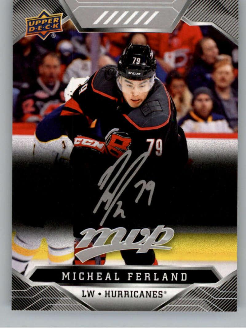 miniature 226 - 2019-20-Upper-Deck-MVP-Silver-Script-NHL-Hockey-Trading-Cards-Pick-From-List