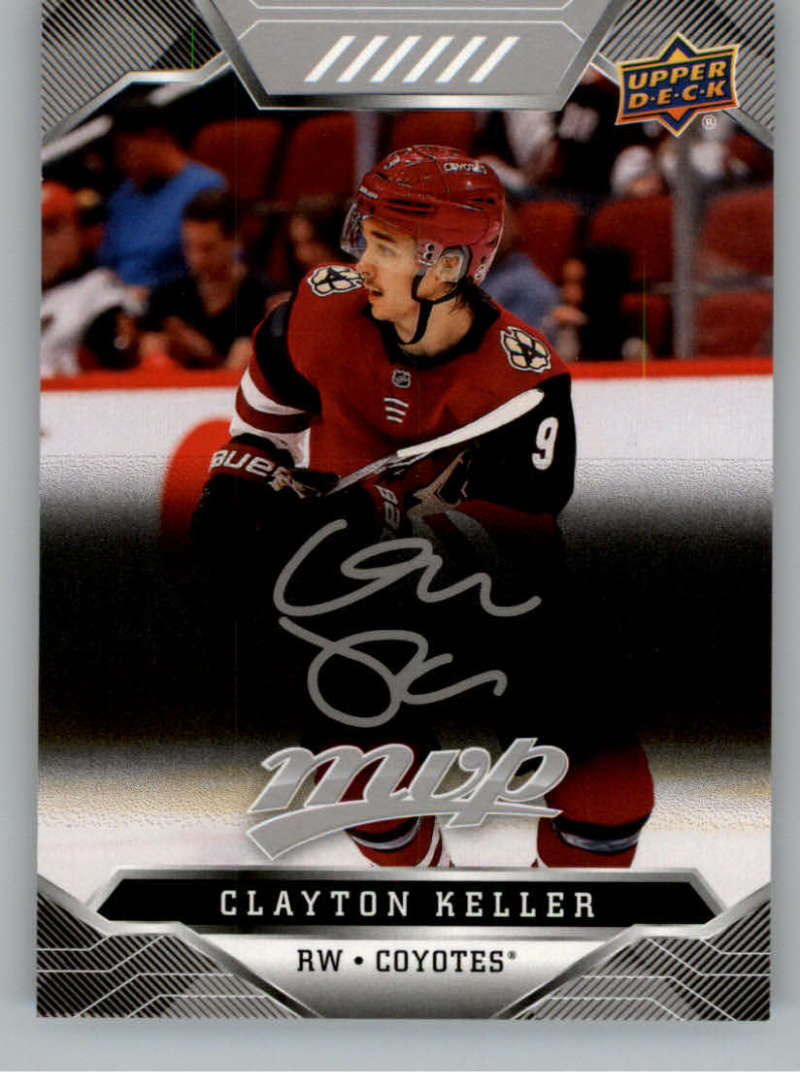 miniature 236 - 2019-20-Upper-Deck-MVP-Silver-Script-NHL-Hockey-Trading-Cards-Pick-From-List