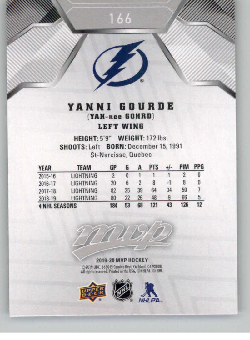 miniature 241 - 2019-20-Upper-Deck-MVP-Silver-Script-NHL-Hockey-Trading-Cards-Pick-From-List