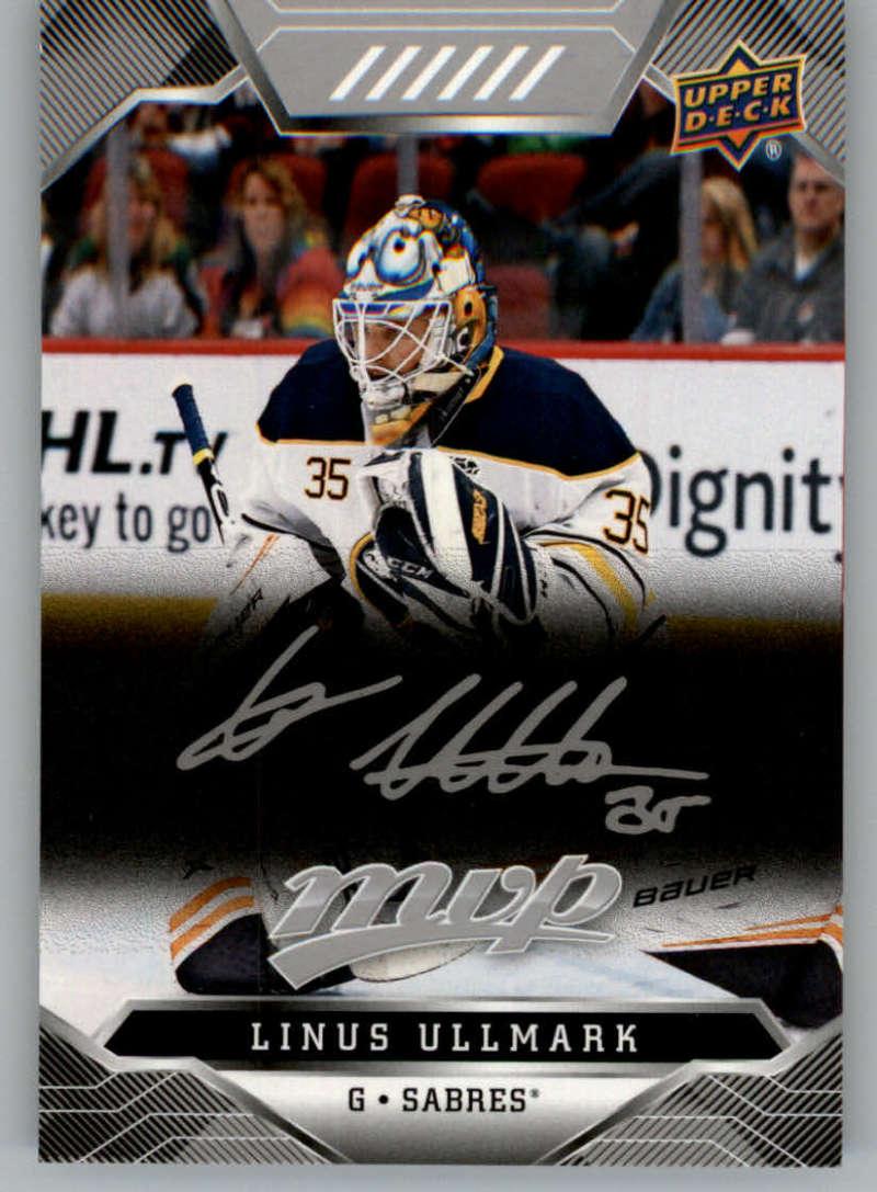 miniature 246 - 2019-20-Upper-Deck-MVP-Silver-Script-NHL-Hockey-Trading-Cards-Pick-From-List