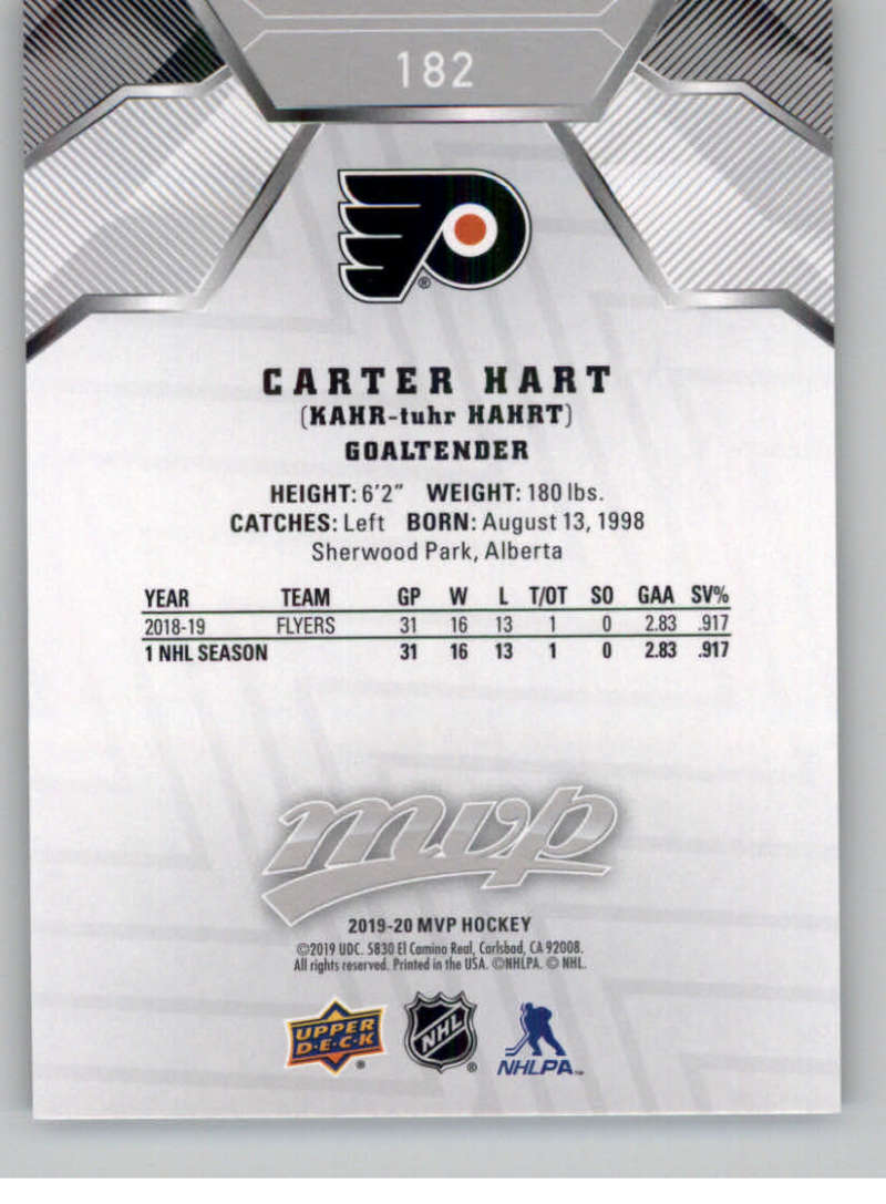miniature 259 - 2019-20-Upper-Deck-MVP-Silver-Script-NHL-Hockey-Trading-Cards-Pick-From-List