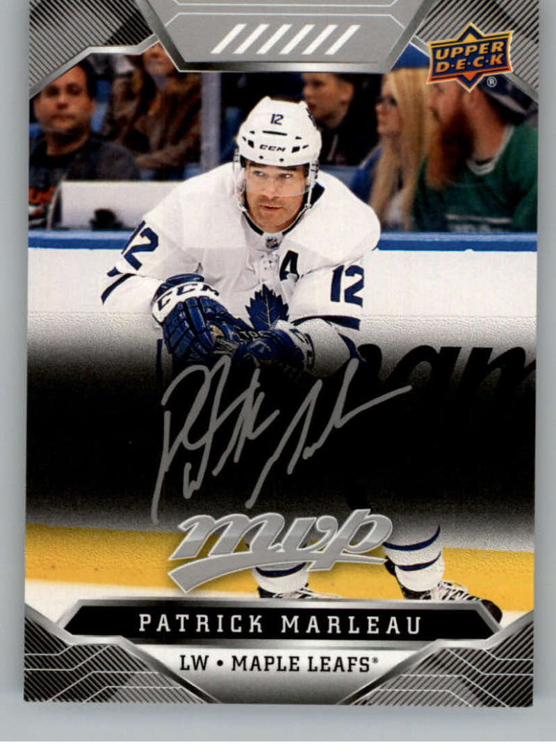 miniature 260 - 2019-20-Upper-Deck-MVP-Silver-Script-NHL-Hockey-Trading-Cards-Pick-From-List