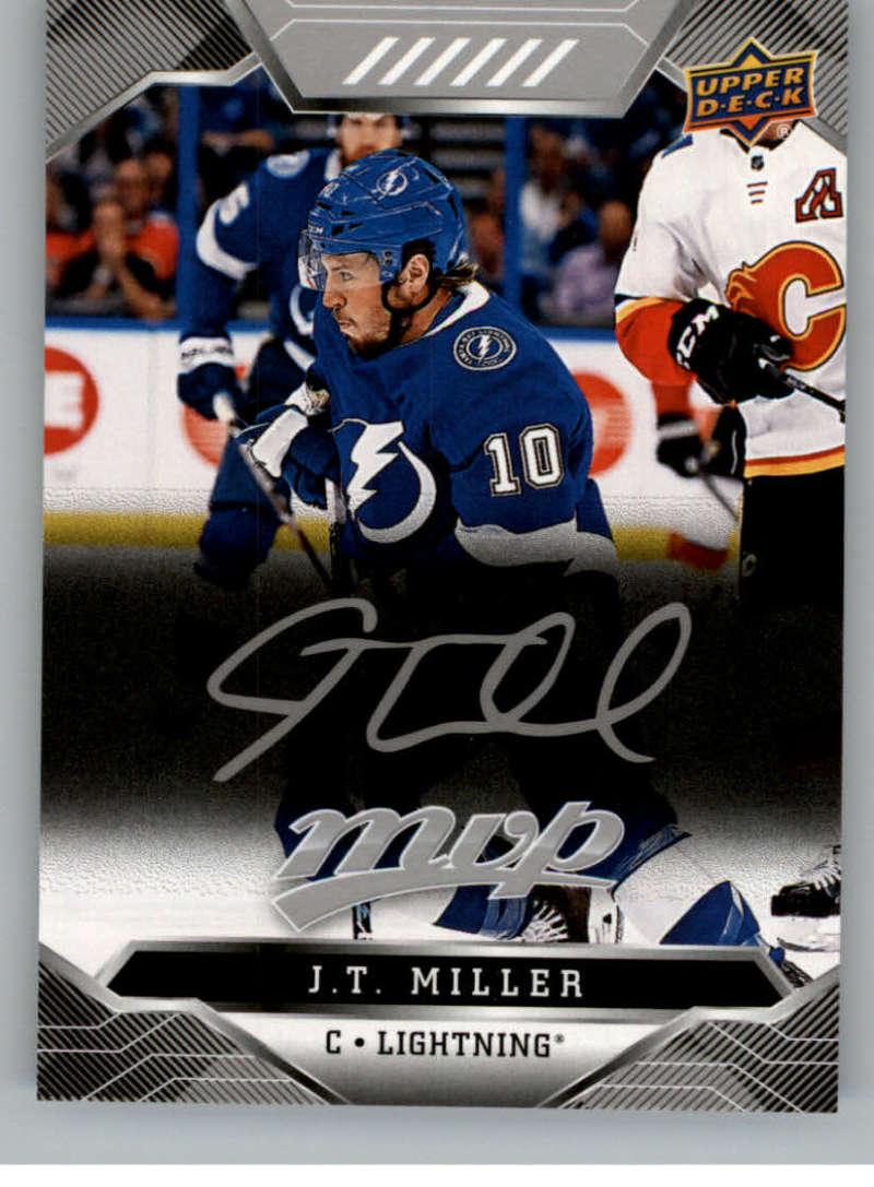 miniature 266 - 2019-20-Upper-Deck-MVP-Silver-Script-NHL-Hockey-Trading-Cards-Pick-From-List