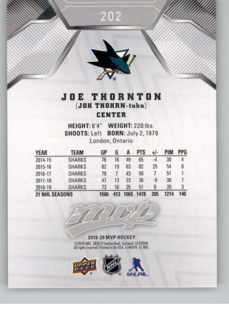 miniature 279 - 2019-20-Upper-Deck-MVP-Silver-Script-NHL-Hockey-Trading-Cards-Pick-From-List