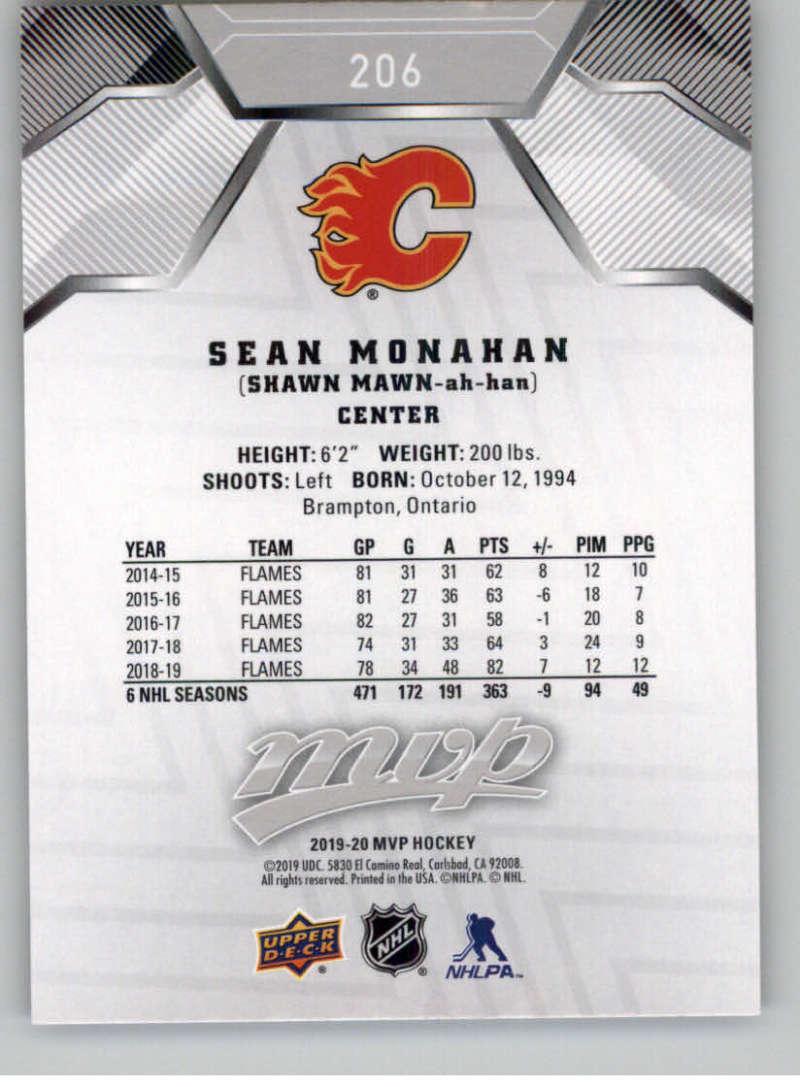 miniature 285 - 2019-20-Upper-Deck-MVP-Silver-Script-NHL-Hockey-Trading-Cards-Pick-From-List