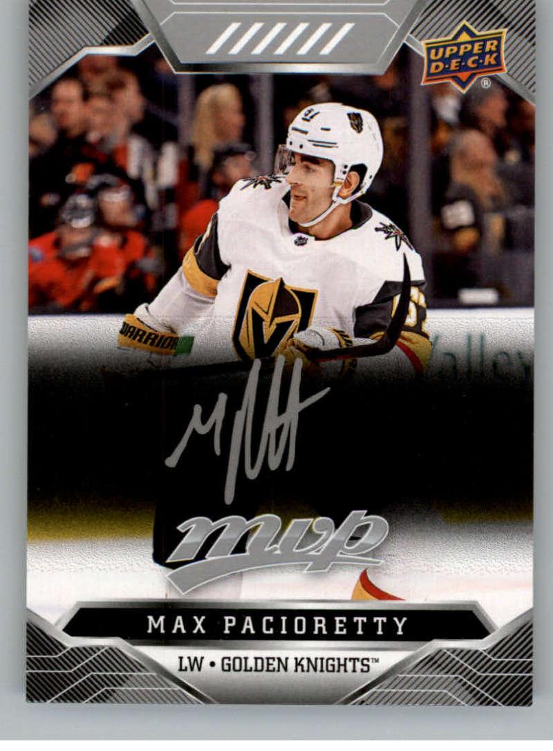 miniature 288 - 2019-20-Upper-Deck-MVP-Silver-Script-NHL-Hockey-Trading-Cards-Pick-From-List