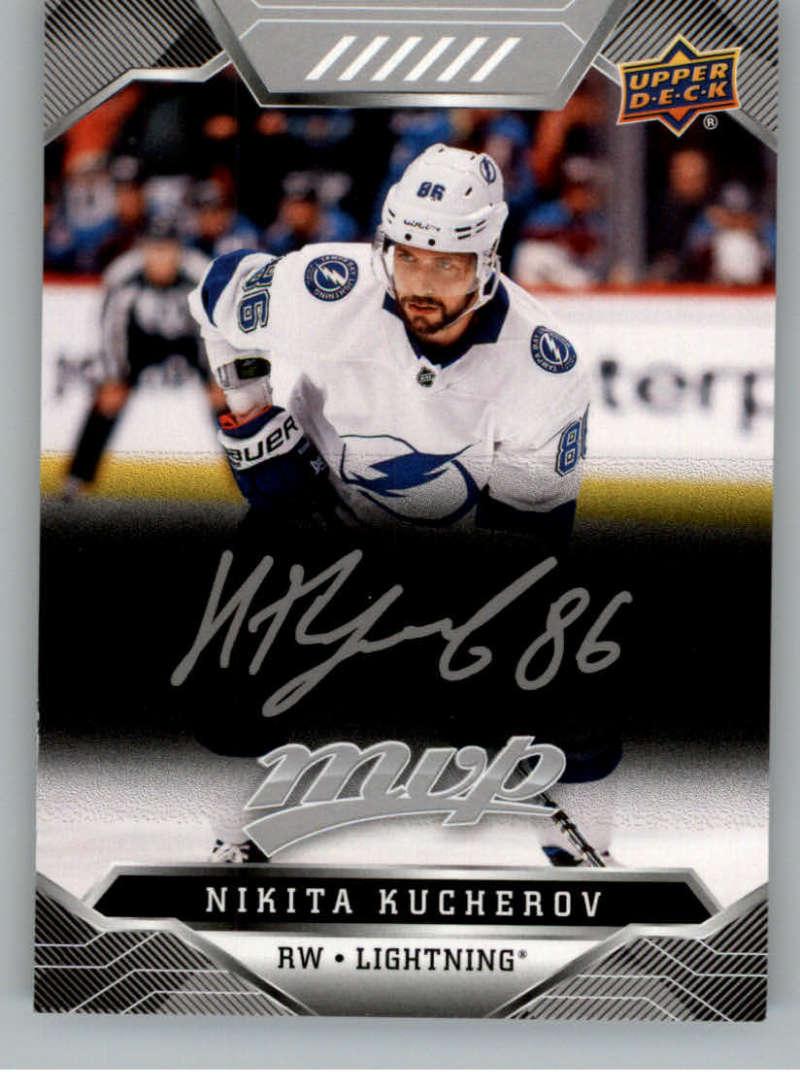 miniature 292 - 2019-20-Upper-Deck-MVP-Silver-Script-NHL-Hockey-Trading-Cards-Pick-From-List