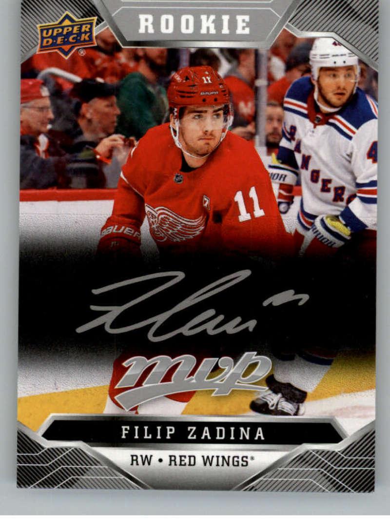 miniature 302 - 2019-20-Upper-Deck-MVP-Silver-Script-NHL-Hockey-Trading-Cards-Pick-From-List
