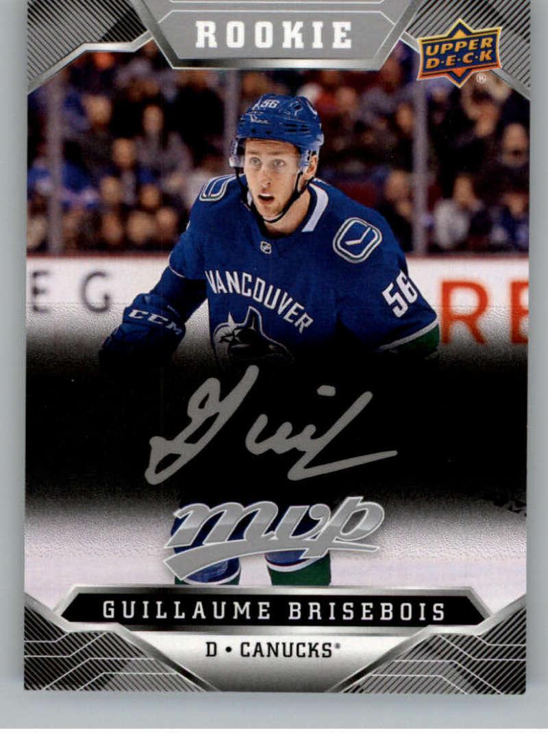 miniature 304 - 2019-20-Upper-Deck-MVP-Silver-Script-NHL-Hockey-Trading-Cards-Pick-From-List